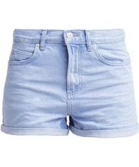 Topshop ROSA Jeans Shorts light blue