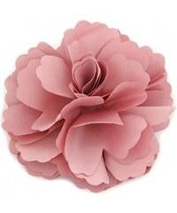 Květina do vlasů a na klopu starorůžová A25886