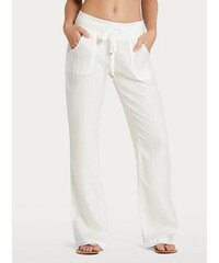 G by Guess Kalhoty Guess Eleanor Linen Pants
