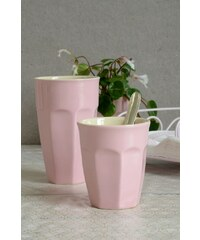 Latte hrneček Mynte Vintage rose 250 ml