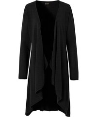RAINBOW Dlouhý pletený kabátek bonprix