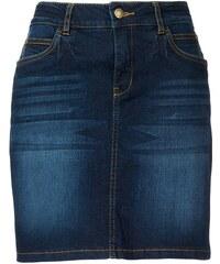 John Baner JEANSWEAR Strečová džínová sukně bonprix
