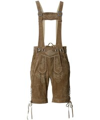 bpc bonprix collection Krátké krojové kožené kalhoty bonprix
