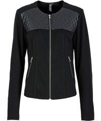 RAINBOW Mikinová bunda v motorkářském stylu bonprix