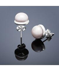 Buka Jewelry Buka Vpichovací náušnice Buka – růžová 211