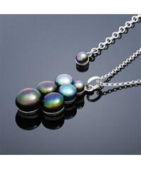 Buka Jewelry Buka Přívěsek Grape s řetízkem – mix 548