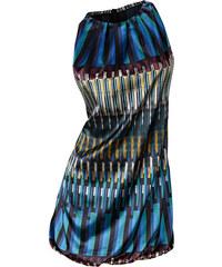 BODYFLIRT Saténové šaty bonprix