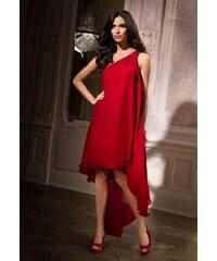 Plesové šaty, šaty na ples APART v antickém stylu 42 červená Dopravné zdarma!