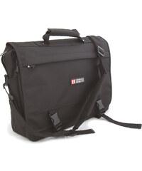 Pánská taška přes rameno černá - Enrico Benetti 14321 černá