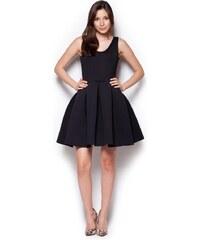 Společenské šaty Figl M344 černé