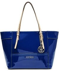 Guess Kabelka Delaney Patent Small Classic Tote