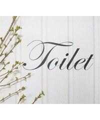 La Finesse Nástěnná samolepka - Toilet