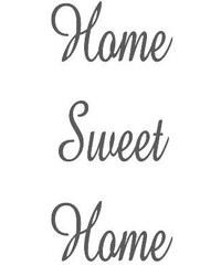 Nástěnná samolepka Home