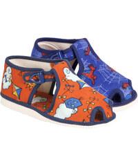 Czech made dětská obuv Art. 505 papučky