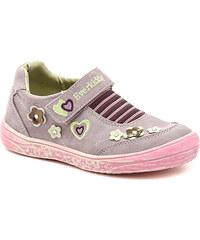 Dermatex dětská obuv 333-150-300a fialové polobotky