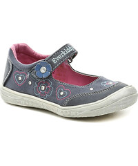 Dermatex dětská obuv 333-150-100a denim baleríny