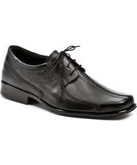 Pánská obuv Di Janno 524F černé zimní polobotky
