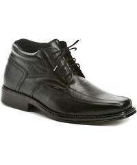 Di Janno Pánská obuv 029 černé polobotky
