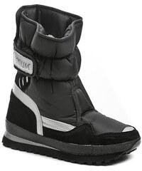 Dámská obuv Asylum AT-231-26-01 černé sněhule