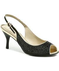 Dámská obuv Asylum AT-212-26-91 černé společenské sandály