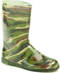 Dámská obuv Svit Holínky Army zelené