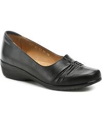 dámská zdravotní obuv Axel AXC 625 černé mokasíny