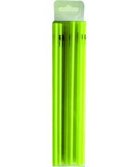 ZAK! designs - Mini brčka na jednorázové použití 50ks set-zelené, 5*150mm 27g/100pcs (0204-700)