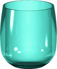 ZAK! designs - Stohovatelná sklenice balloon-modrá, 30 cl (1783-610)