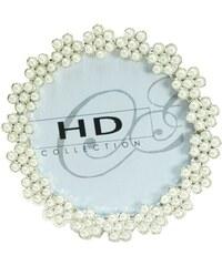 KERSTEN - Fotorámeček s perlami, 9x9cm (DIS-8764)