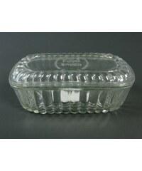 KERSTEN - Poklop na potraviny, sklo, čirý, 18x9x7,5cm (LEV-0273)
