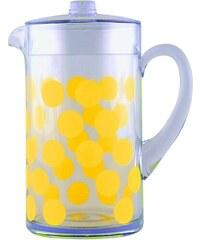 ZAK! designs - Dot Dot džbán 2l - žlutý (0128-1440)