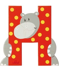 Trudi SEVI - Písmeno H Hippopotamus(81608)
