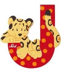 Trudi SEVI - Písmeno J Jaguar(81610)