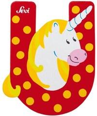 Trudi SEVI - Písmeno U Unicorn(81621)
