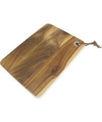 KERSTEN - Prkénko akátové dřevo přírodní 25x18x1,5cm (LEV-6846)