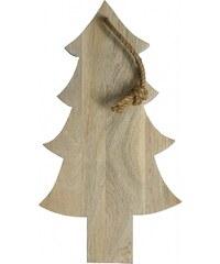 Bastion collections - Ozdobné prkénko strom 46,5cm (MM-TRAYTREE GREY)