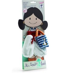 NICI - Overal pro panenku s kabelkou (34939)