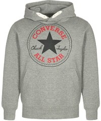 Converse Kapuzenpullover vintage grey heather