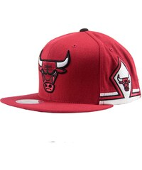 MITCHELL & NESS Red Deep Red OS