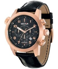 SECTOR WATCHES Hodinky SECTOR NO LIMITS Action Oversize, Rose Gold PVD R3271602007