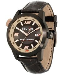 SECTOR WATCHES Hodinky SECTOR NO LIMITS Action Oversize, Brown PVD R3251102019