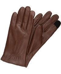 Smart Hands BERLIN Fingerhandschuh cognac