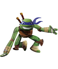 Rappa Želva Ninja Leonardo 111 cm, nafukovací - dle obrázku