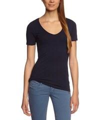 Garage Damen T-Shirt 702 - T-shirt V-neck bodyfit Slim Fit