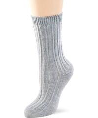 ESPRIT Damen Socken Basic Structure