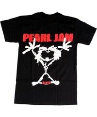 Coole-Fun-T-Shirts T-Shirt Pearl Jam - Stickman