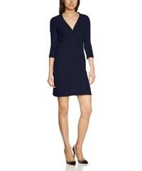 Bobi Damen Langarmshirt 525-07025 3/4 Sleeve Cowl Neck Tunic