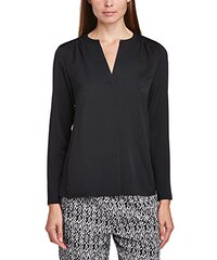 French Connection Damen Langarmshirt, CLASSIC POLLY PLAINS SHIRT