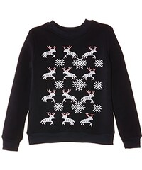 Last Man Standing Jungen Sweatshirt Reindeer Snowflake