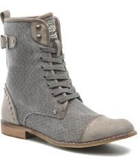 Kaporal - Bishop - Stiefeletten & Boots für Damen / grau